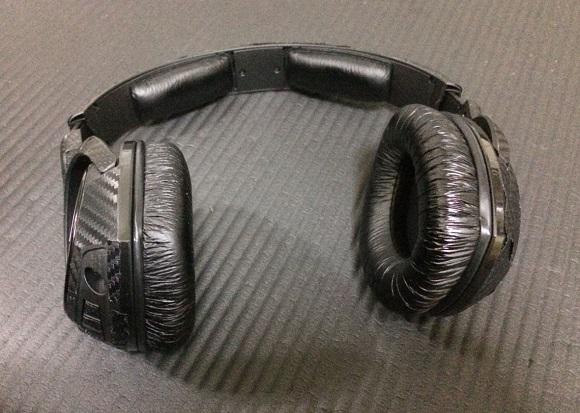 無線ヘッドフォン