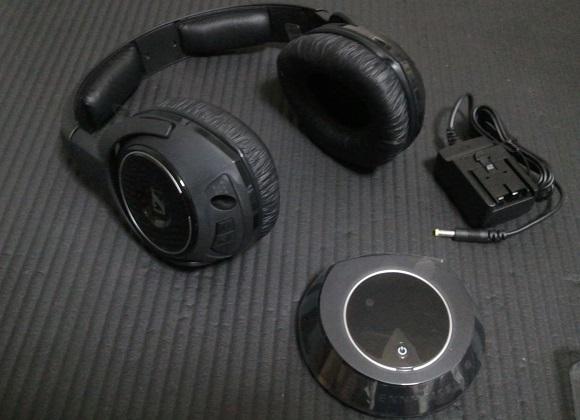 ゼンハイザーRS160ワイヤレスヘッドフォン