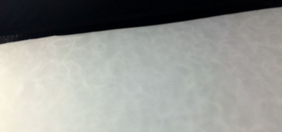 エアリーマットレスの中身の表側