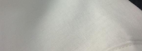 ガーゼ生地の接写