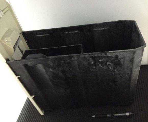 PS5HMSDのダストボックス全体の写真