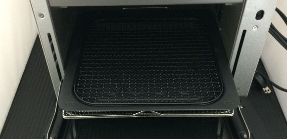 FVX-M3A-Wのフライ用網とフライ用受け皿
